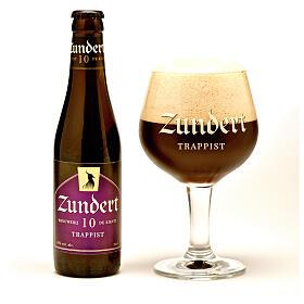 Trappist beer Zundert 10 brown 33 cl s2