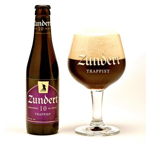 Trappist beer Zundert 10 brown 33 cl 2