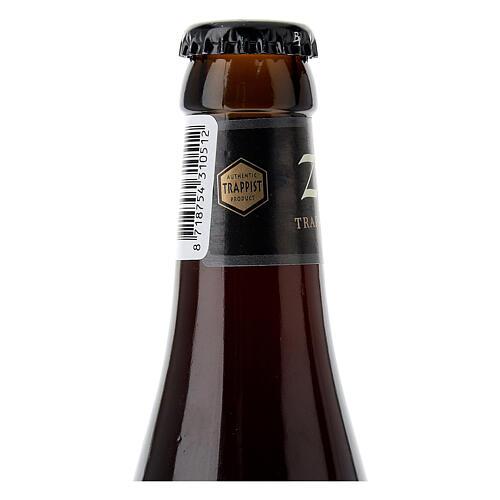Trappist beer Zundert 10 brown 33 cl 4