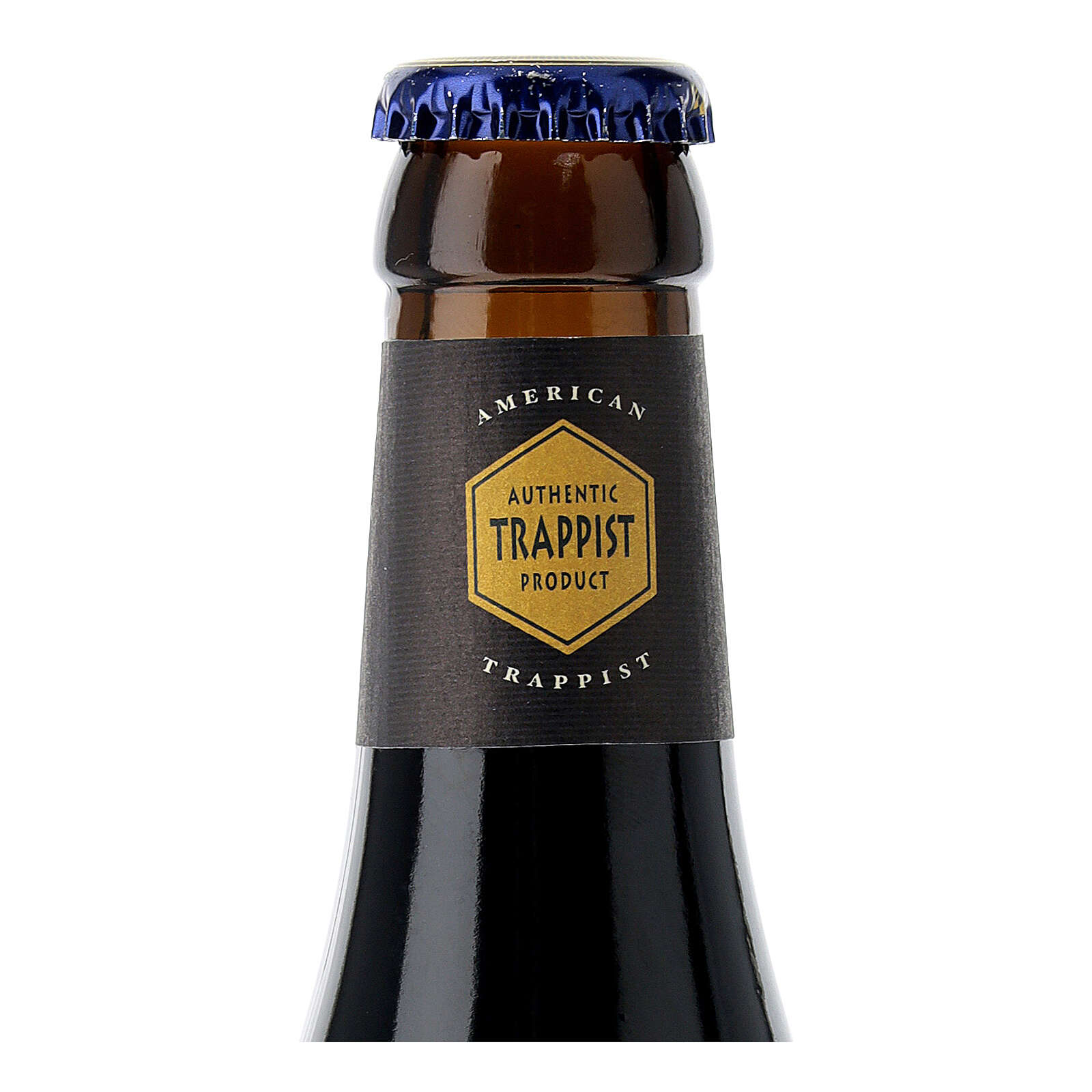 Spencer Trappist Imperial Stout beer 33 cl 3