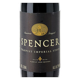 Spencer Trappist Imperial Stout beer 33 cl s3