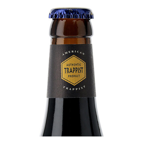 Spencer Trappist Imperial Stout beer 33 cl 4
