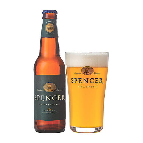 Spencer India Pale Ale Beer 33 cl 2