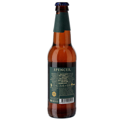 Spencer India Pale Ale Beer 33 cl 6