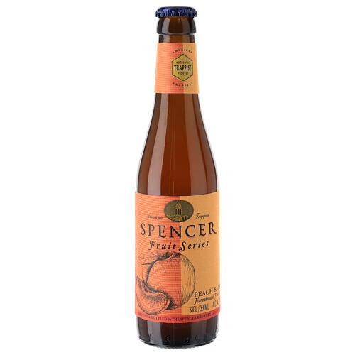 Spencer Fruit Series Farmhouse Ale peach 33 cl 1