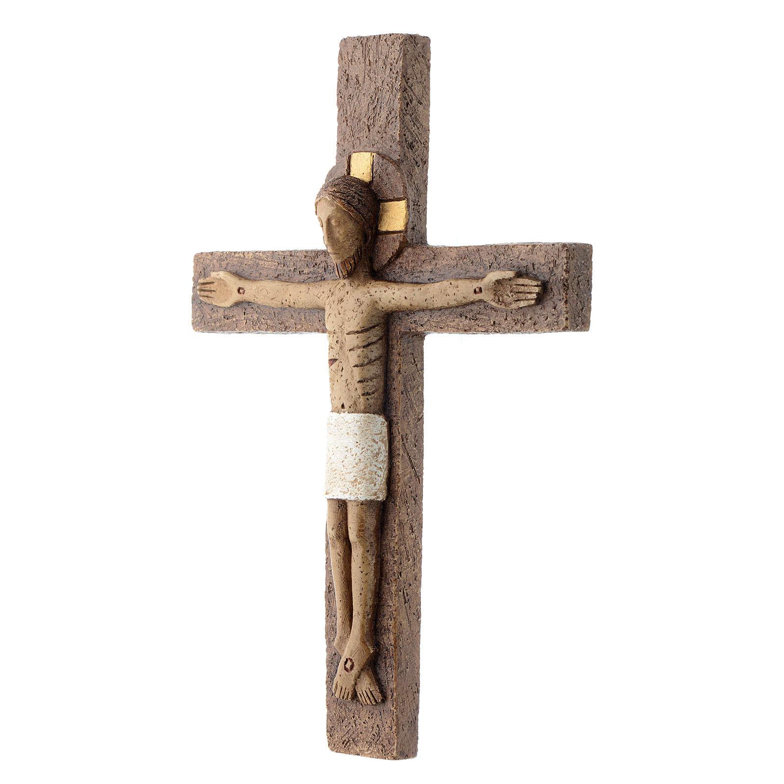 Crucifijo de piedra 4