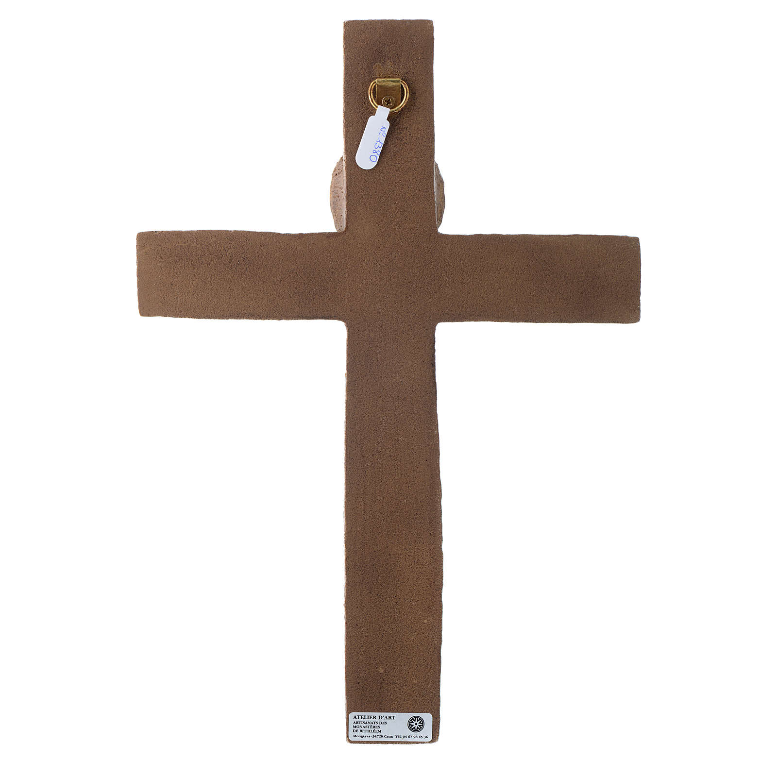 Stone crucifix 4