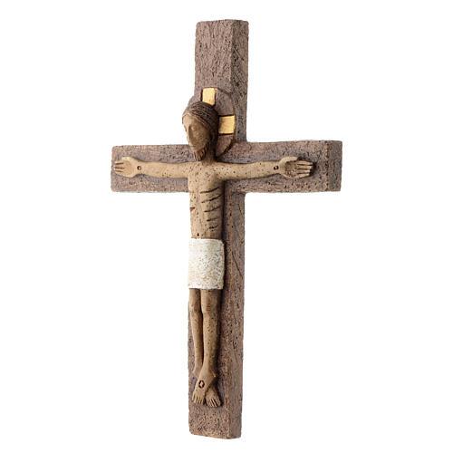 Stone crucifix 2