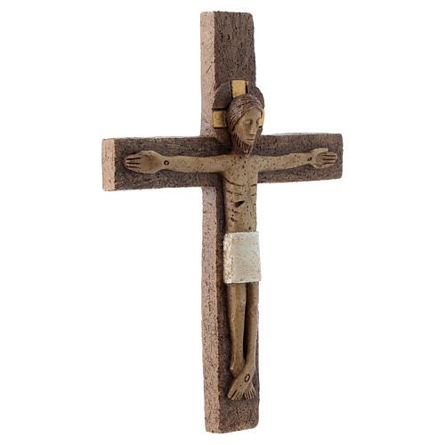 Stone crucifix 3