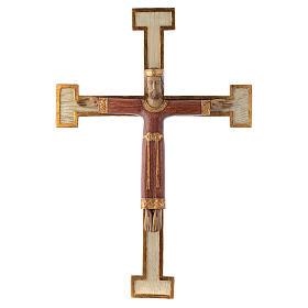 Cristo Sacerdote Re rosso croce bianca s1