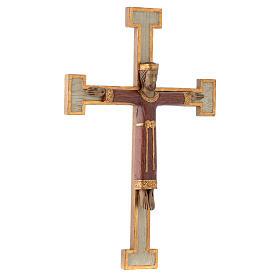 Cristo Sacerdote Re rosso croce bianca s3