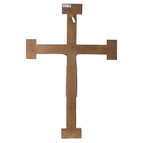 Cristo Sacerdote Re rosso croce bianca s5