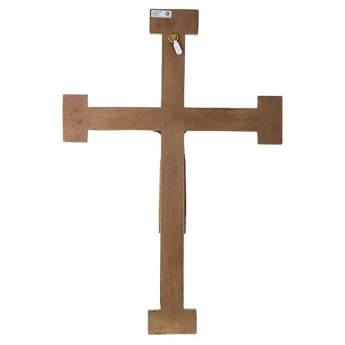 Cristo Sacerdote Re rosso croce bianca 5