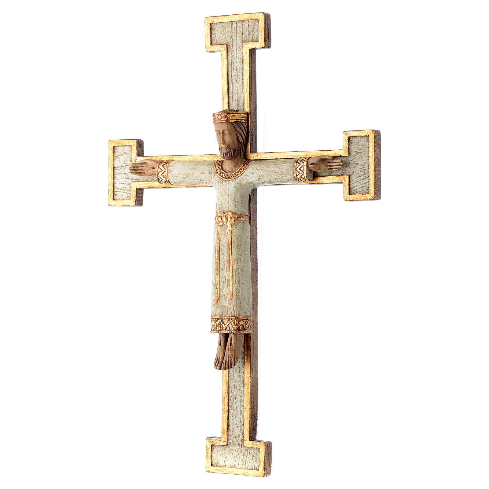 Jesus Priester und König in weiß 4