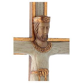 Jesus Priester und König in weiß s4