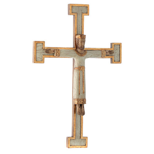 Jesus Christ, Priest and King, white 3