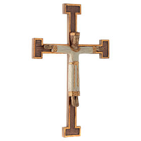 Cristo Sacerdote  Re bianco croce marrone s3