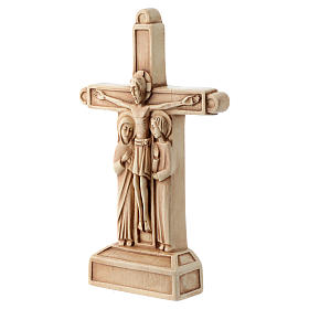 The Crucifixion in ivory colour s2
