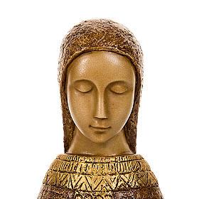 Virgen campesina con niño s6