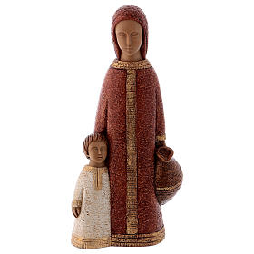 Vergine di Nazareth rossa s1