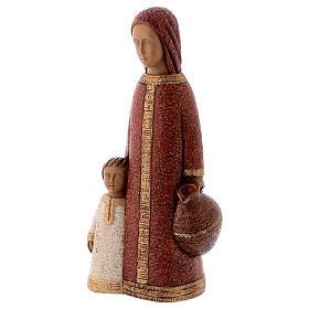 Vergine di Nazareth rossa s3