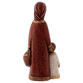 Vergine di Nazareth rossa s6