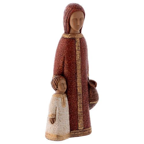 Vergine di Nazareth rossa 5