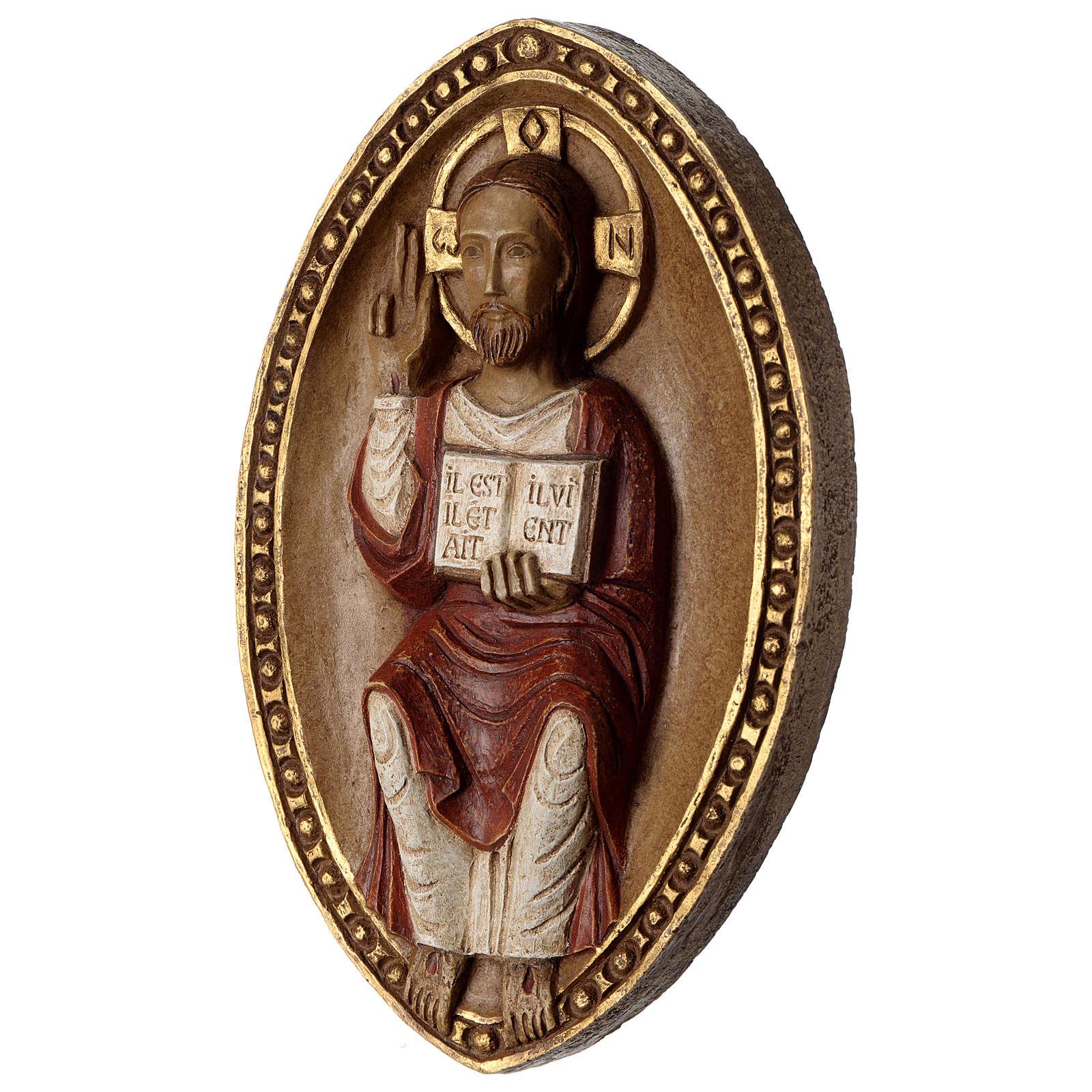Bajorrelieve de Jesús, el Viviente 4