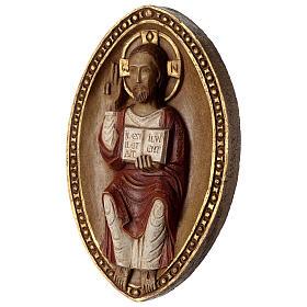 Bajorrelieve de Jesús, el Viviente s3