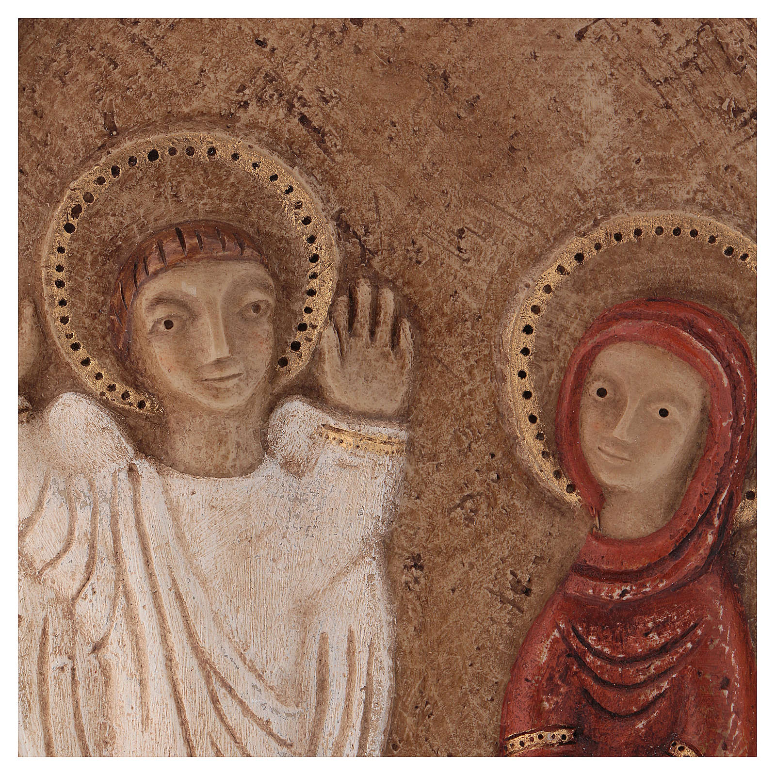 Bassorilievo Annunciazione 4