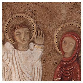 Bassorilievo Annunciazione s2