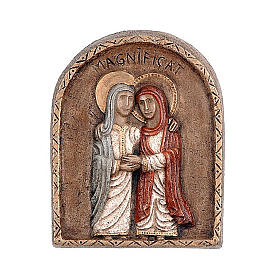The Visitation bas relief s1