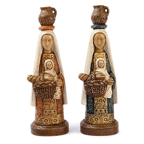 Vierge ménagère 1