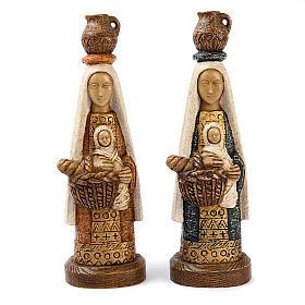 Imagens em Pedra: A Santa Virgem de Nazaré