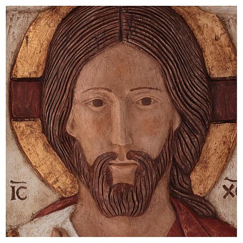 Bajorrelieve de Jesús Maestro 2