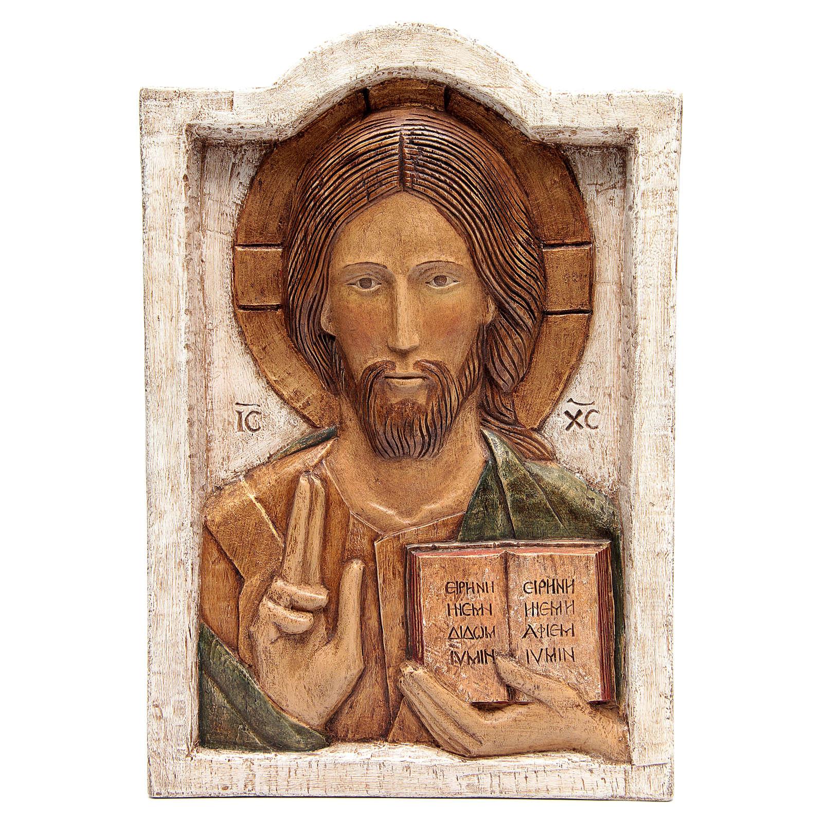 Bassorilievo Gesù Maestro 4
