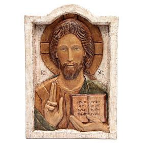 Bassorilievo Gesù Maestro s1