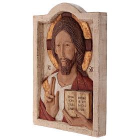 Bassorilievo Gesù Maestro s4