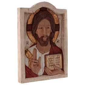 Bassorilievo Gesù Maestro s5