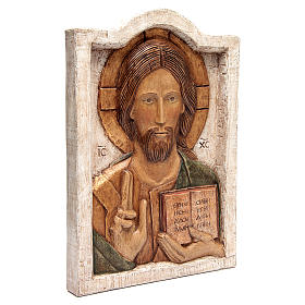 Bas relief of Jesus, the Master s2