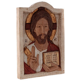Bas relief of Jesus, the Master s5
