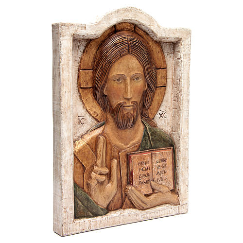 Bas relief of Jesus, the Master 2