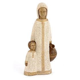 Jungfrau von Nazareth, klein, weiß s1