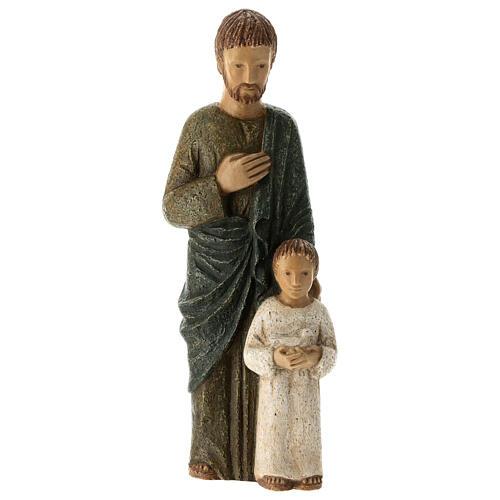 Josef mit Jesus 2