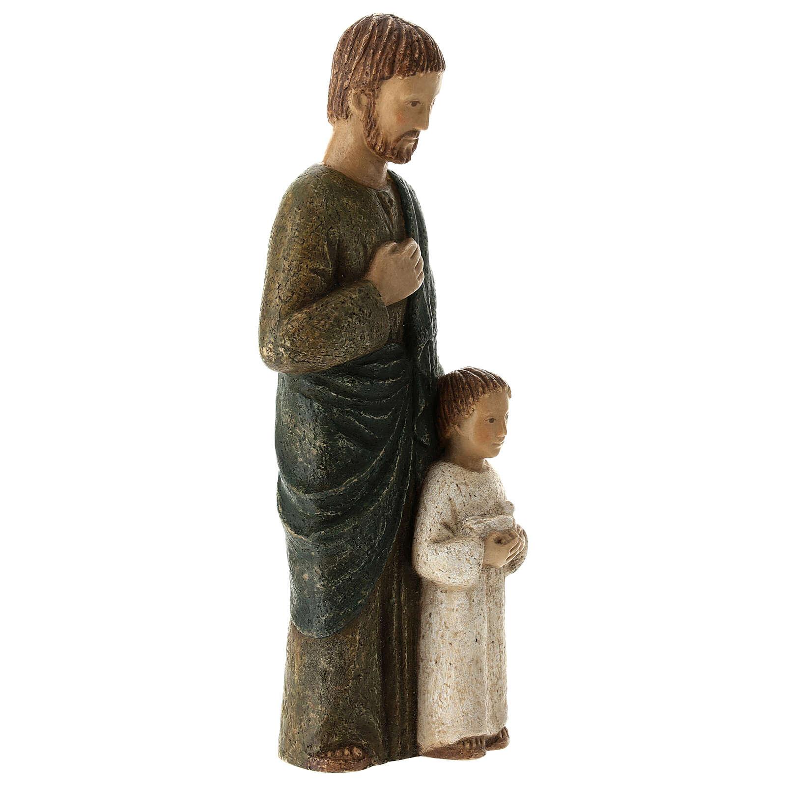 Saint Joseph and Jesus 4