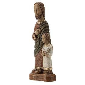 San José con Jesús Monasterio Belén s4