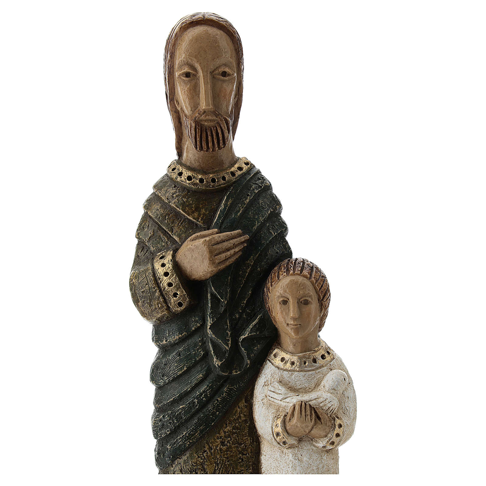 San Giuseppe con Gesù 4