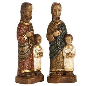 San Giuseppe con Gesù s1
