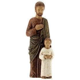 Saint Joseph and Jesus s1
