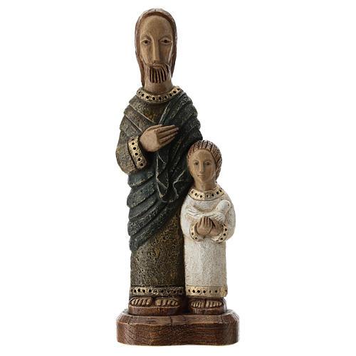 Saint Joseph and Jesus 2